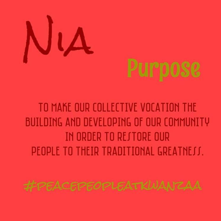 nia purpose